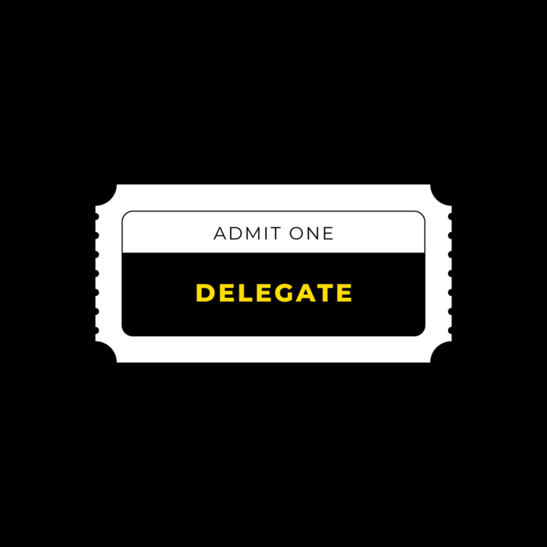 DTEC ticket delegate