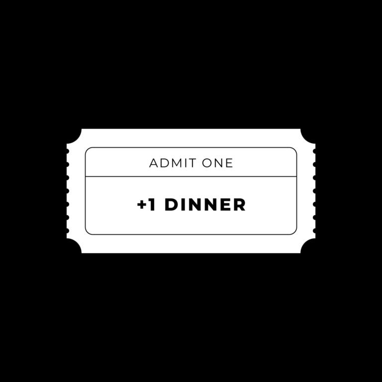DTEC ticket dinner